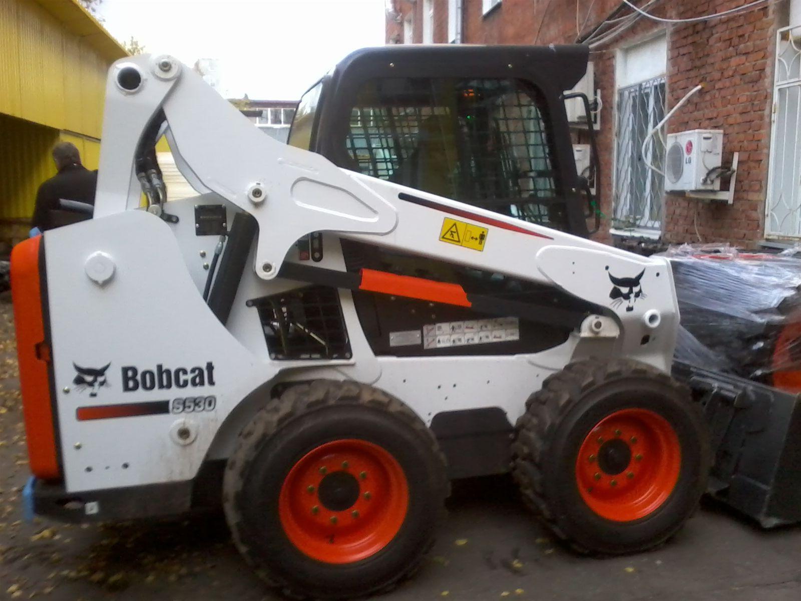 Мини погрузчик Bobcat S630HF, за 1 899 000 руб , 2013 г в