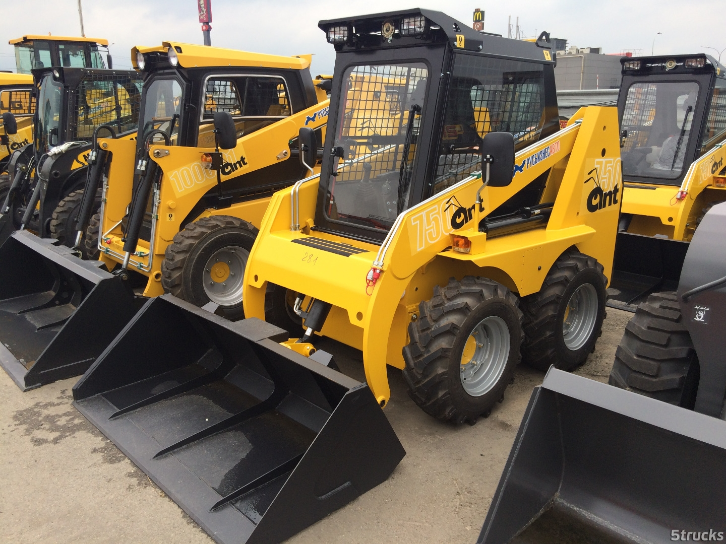 New Holland B